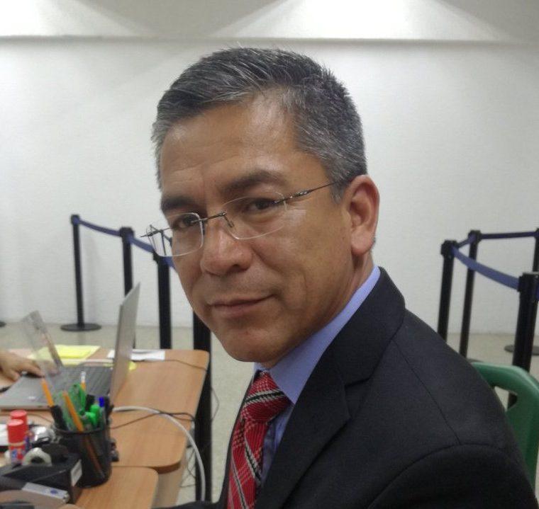 Armando Pu es uno de los candidatos que fue señalado por grupos de sociedad civil. (Foto Prensa Libre: Guatemala Visible)