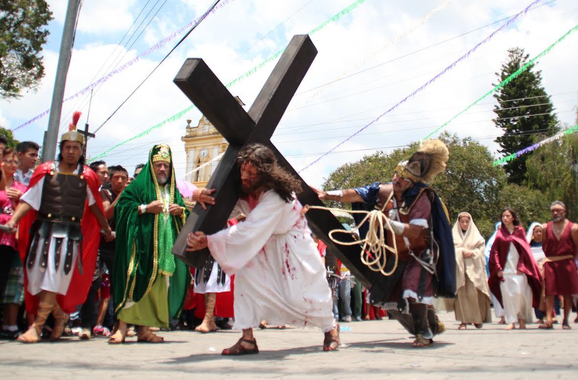Conozca algunas de las tradiciones de la Semana Santa guatemalteca