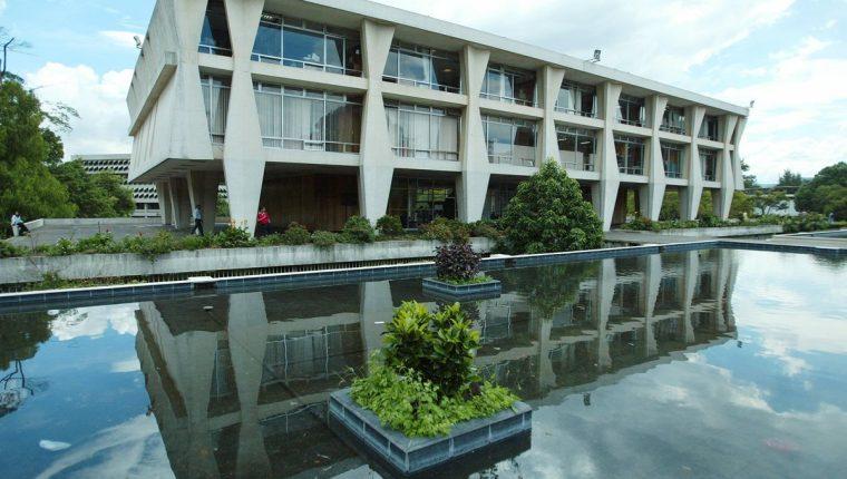 Universidad de San Carlos de Guatemala. (Foto Prensa Libre: Hemeroteca PL)
