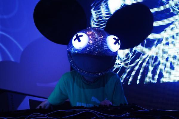 """Deadmau5, DJ canadiense de electrohouse.<br _mce_bogus=""""1""""/>"""