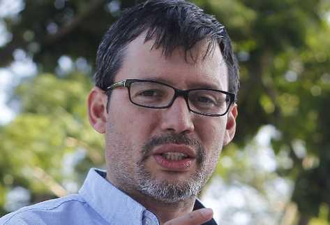 Giovanni Fratti Bran, periodista.