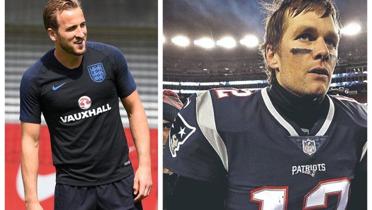 Harry Kane (izquierda), es la gran figura de la Selección de Inglaterra. (Foto Prensa Libre: AFP y Hemeroteca PL)