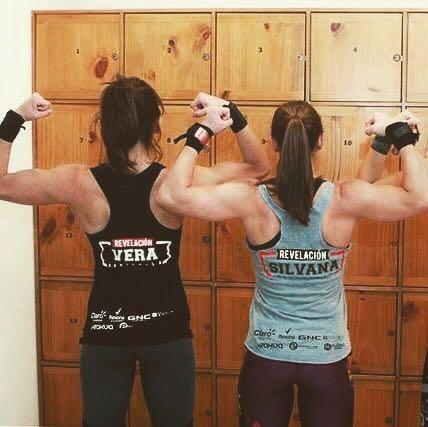 Vera y Silvana comparten su experiencia en el CrossFit