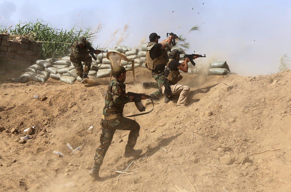 Irak responde a críticas de EE. UU. y promete liberar Ramadi pronto