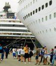 De enero a mayo del 2015 han ingresado al país 54 mil 138 visitantes que vienen en cruceros. (Foto: Hemeroteca PL)