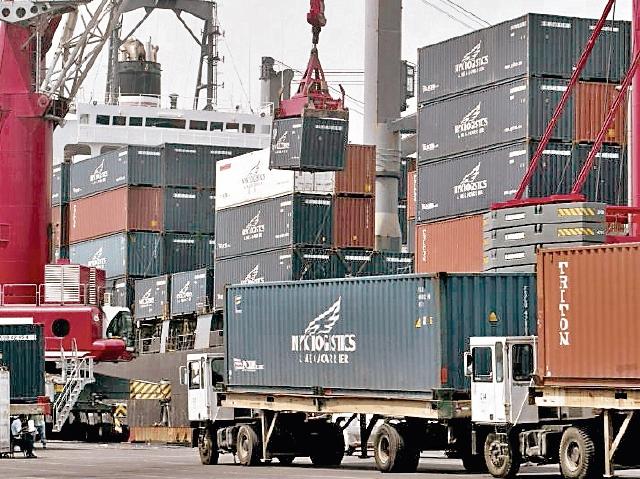 Contenedores deberán ser pesados para exportar