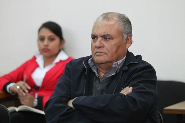 CC confirma sentencia de Pedro García Arredondo