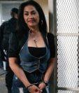 Marixa Lemus enfrentará juicio por haberse fugado de la cárcel de la Brigada Militar Mariscal Zavala, el 11 de mayo del año en curso. (Foto Prensa Libre: Carlos Hernández)