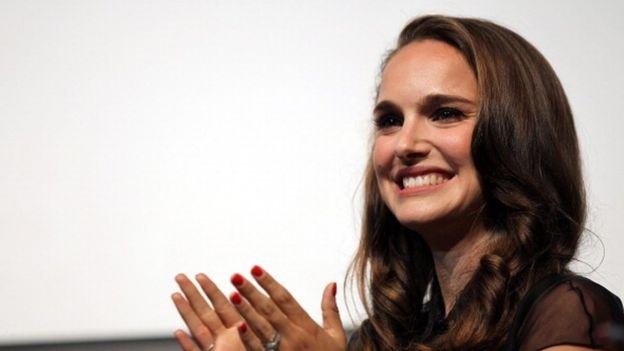 Portman rechazó asistir a la ceremonia en la que recibiría el premio Génesis. GETTY IMAGES