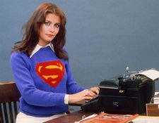 Margot Kidder, en el rol de Lois Lane, la novia de Superman (Foto Prensa Libre: Superman)