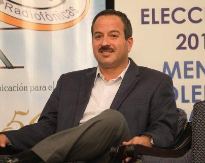 Mario Roberto Leal Castillo tiene orden de detención por investigación realizada por la Feci. (Foto Prensa Libre: Hemeroteca)