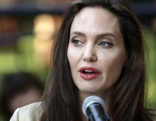 Angelina Jolie está furiosa de la reacción que tuvieron algunos a su descripción del juego de casting. EPA