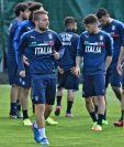 Ciro Inmobile espera volver pronto con la selección de Italia. (Foto Prensa Libre: AFP)