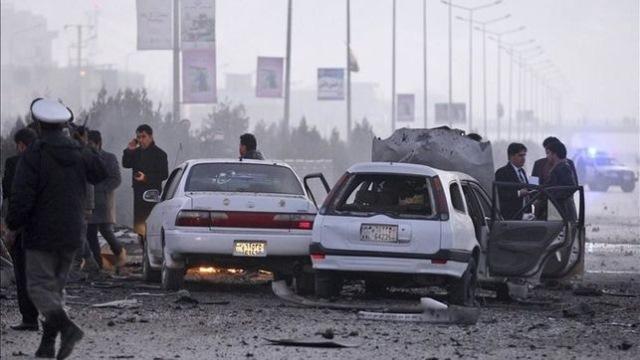 Al menos 10 policías muertos en un ataque en el sur de Afganistán