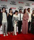 La casa de las Flores fue lanzada el 10 de agosto en Netflix. (Foto: EFE).