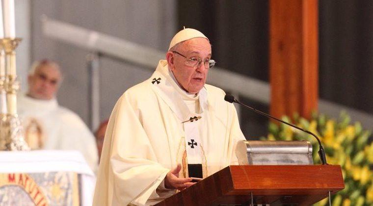 El Papa Francisco emitió este sábado un discurso en contra del aborto. Foto de referencia. (Foto Prensa Libre: Hemeroteca PL)