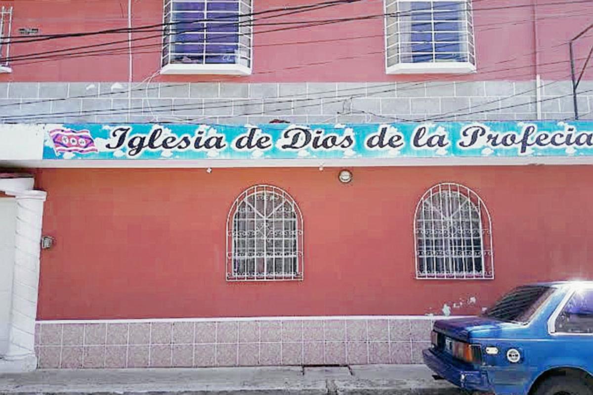 Lugar donde se perpetró el ataque. (Foto Prensa Libre: Edwin Bercián)
