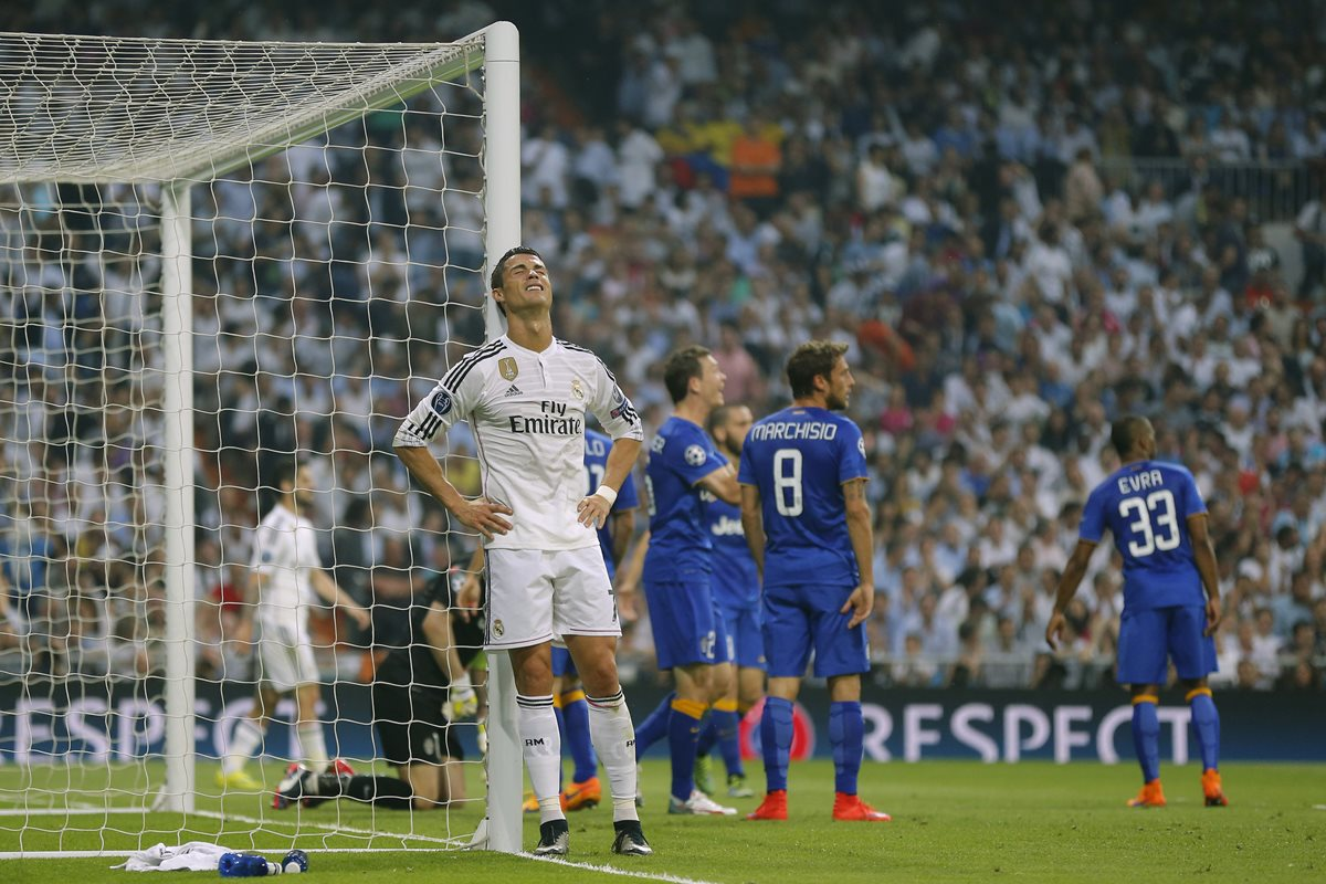 Cristiano Ronaldo tendría decidido su futuro lejos del club merengue. (Foto Prensa Libre: Hemeroteca PL)