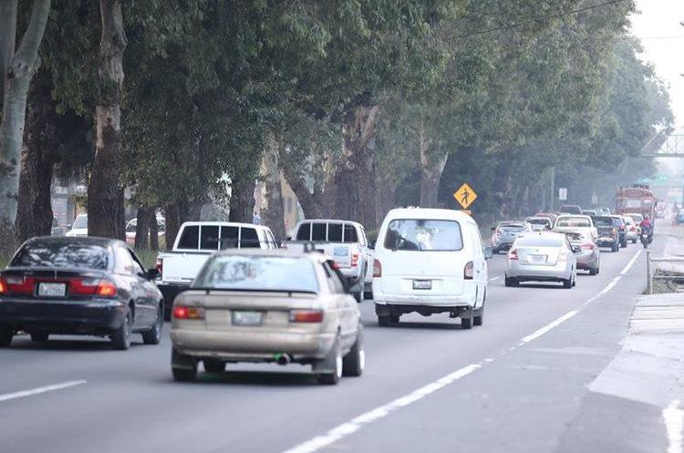 Con un distribuidor vial pretenden descongestionar San Lucas Sacatepéquez