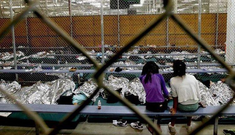 Alrededor de 400 migrantes han sido liberados para que se reúnan con sus familiares y sigan con el proceso de asilo político. (Foto Prensa Libre: Hemeroteca PL)