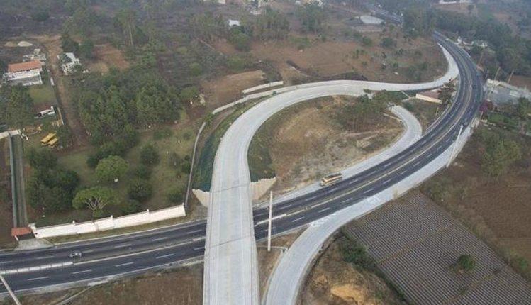 El proyecto del Anillo Regiornal Metropolitano será prioridad si se aprueba un préstamo por US$15 mil millones. (Foto Prensa Libre: Hemeroteca PL)