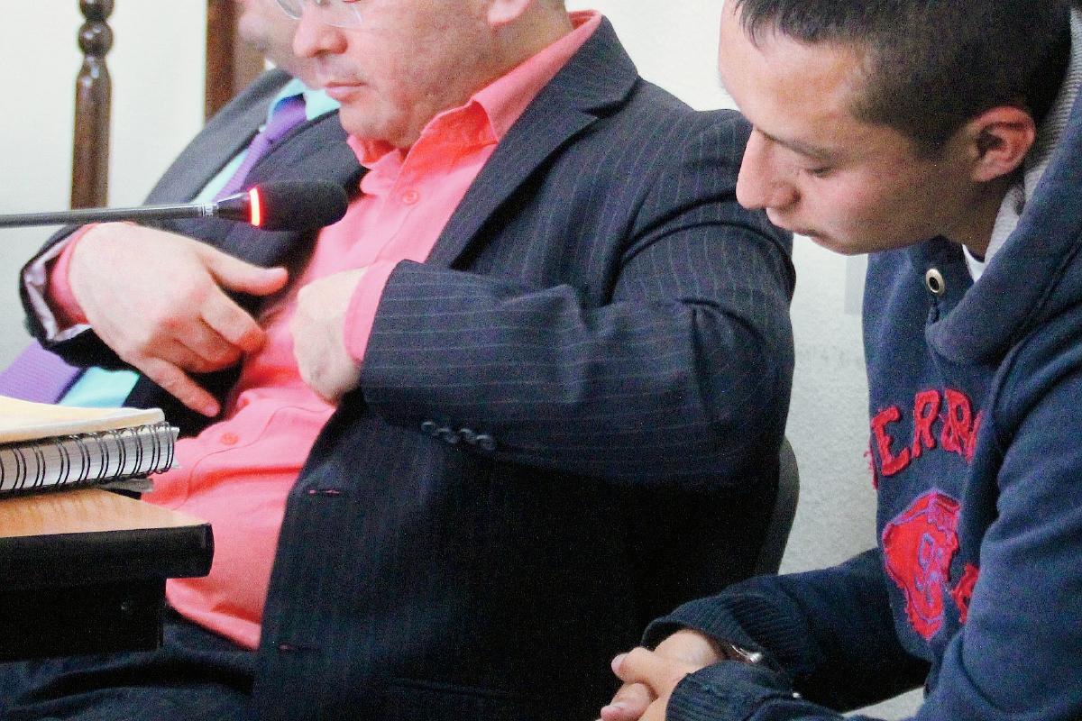Hijo de alcalde de San Pedro Necta es enviado a prisión preventiva