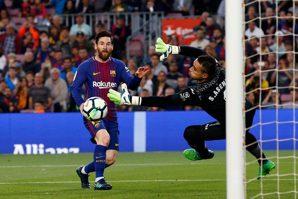 Lionel Messi es una de las principales figuras de la Liga Española y la Selección de Argentina.