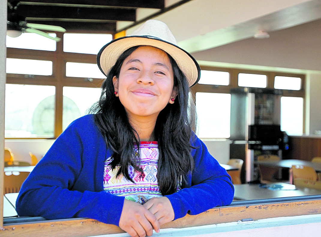 """Sara Curruchich considera racista la frase """"María Chula"""" y cuenta su experiencia"""