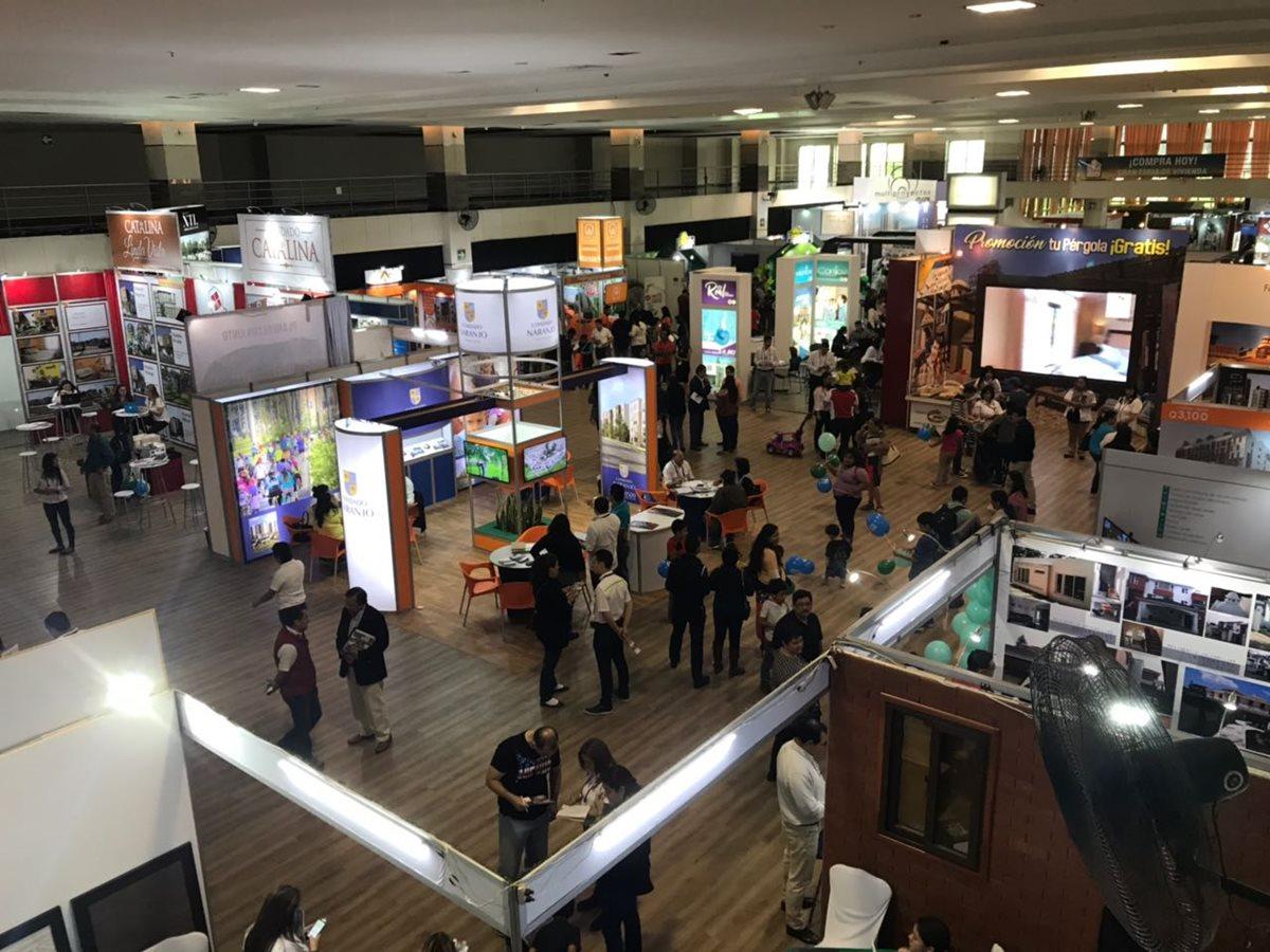 Expocasa abre 16 edición en Expocenter del Hotel Grand Tikal Futura