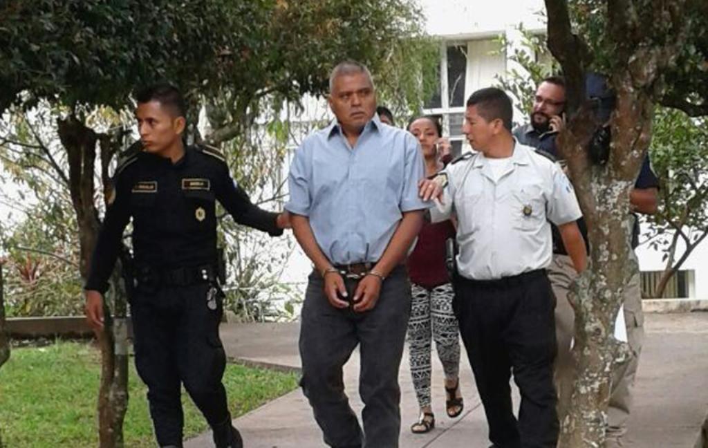 Francisco Pop es sindicado de haber amenazado a una persona. (Foto Prensa Libre: Cortesía).