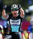 Mark Cavendish no podrá pelear por ganar el Tour de Francia. (Foto Prensa Libre: Hemeroteca PL)