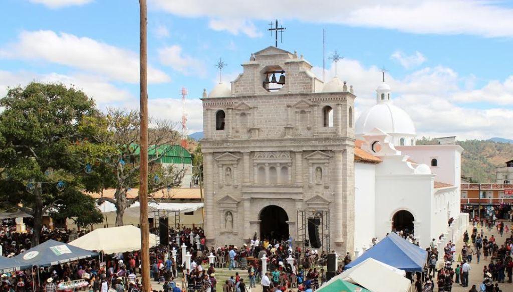 Consagran nueva parroquia de Joyabaj
