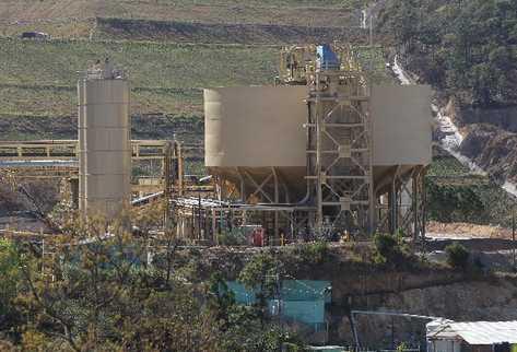 La mina Marlin es una de las estrellas de la canadiense Goldcorp, que cuenta con 10 minas en operación.