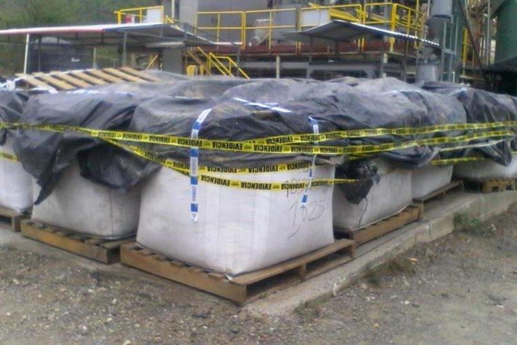 Fiscalía recolecta pruebas en mina El Tambor
