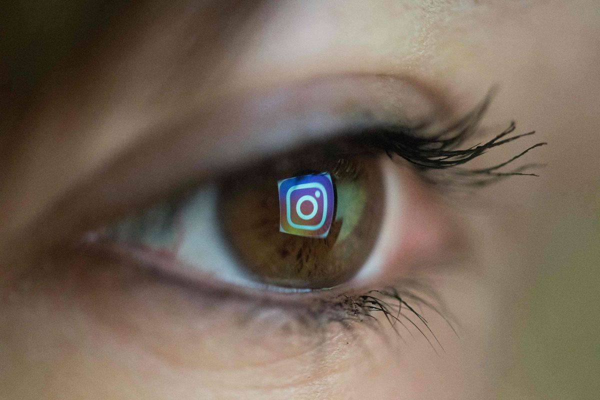 Instagram y su actualización más reciente sorprendió a los usuarios (Foto Prensa Libre: AFP).