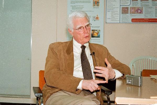 Aldo Castañeda médico y cirujano destacado por su contribución al tratamiento quirúrgico de enfermedad cardiaca congénita. (Foto: Prensa Libre)