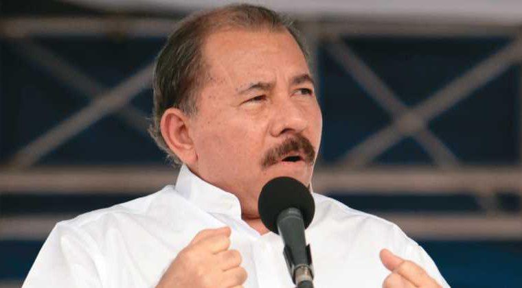 El presidente nicaragüense Daniel Ortega, un líder de la revolución de 1979 que levantó la bandera de los oprimidos. (EFE)