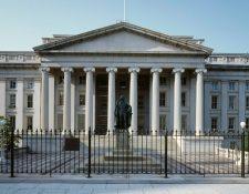 La OFAC es una oficina adscrita al Departamento del Tesoro de Estados Unidos. (Foto Prensa Libre: Hemeroteca)
