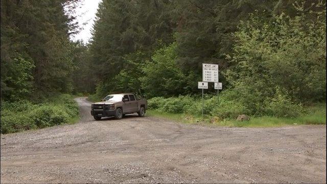 El ataque ocurrió en un área boscosa de North Bend, Seattle, Washington, donde murió un ciclista y otro resultó herido. (Foto Prensa Libre: Kyro7.com)