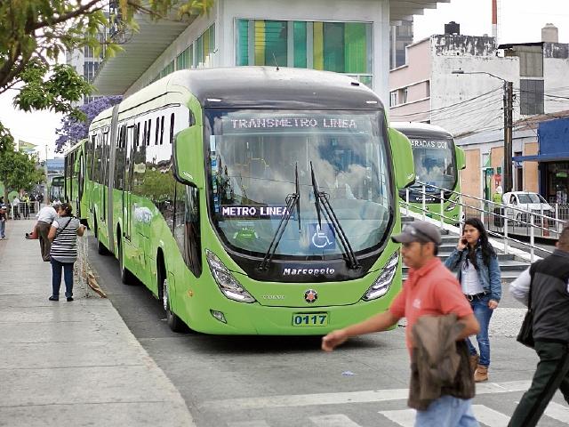 Transmetro tendrá 30 autobuses más