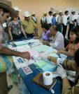 El Observatorio Electoral de la URL ha detectado indicios de conflictividad en al menos siete departamentos. (Foto Prensa Libre: Hemeroteca).