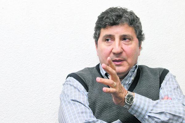 Luis Fernández Molina, exmagistrado. (Foto Prensa Libre: Estuardo Paredes)
