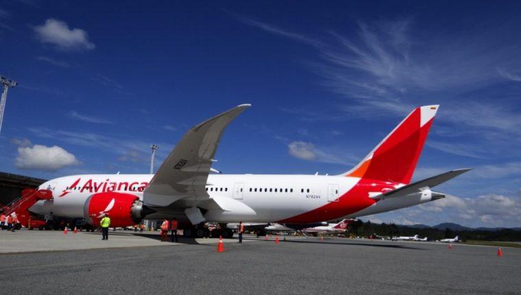 Los vuelos de la aerolínea Avianca, Bogotá-Guatemala y Guatemala-Bogotá, están cancelados hasta el 5 de octubre, por huelga de pilotos. (Foto Prensa Libre: Hemeroteca)