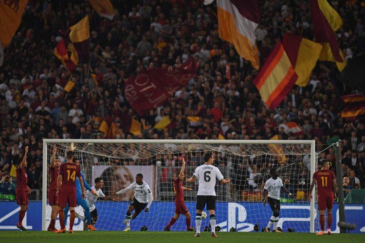 Panorámica del gol marcado por Wijnaldum.