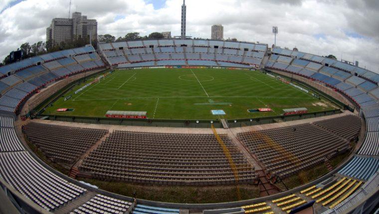 El Centenario es considerado patrimonio cultural de Uruguay y Monumento Histórico del Fútbol Mundial por parte de la Fifa. (Foto Prensa Libre: EFE).