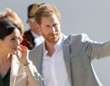 El primer hijo de lo duques de Sussex nacerá durante el segundo trimestre de 2019.GETTY IMAGES