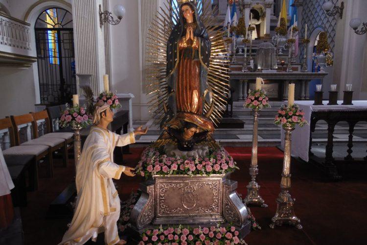 Historia Del Santuario De Guadalupe En Guatemala Prensa Libre
