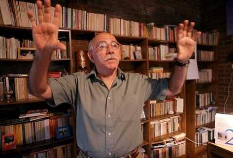Marco Antonio Flores, escritor