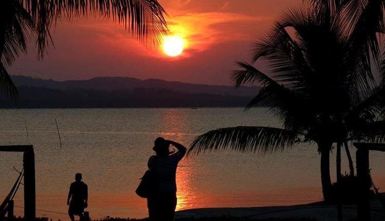 En Izabal hay diversos destinos turísticos que se pueden desarrollar e impulsar. (Foto, Prensa Libre: Hemeroteca PL).