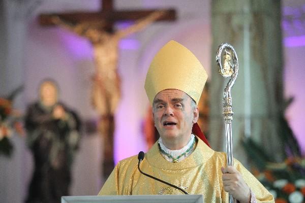 El nuncio Nicolás Thevenin apoya las auditorías.